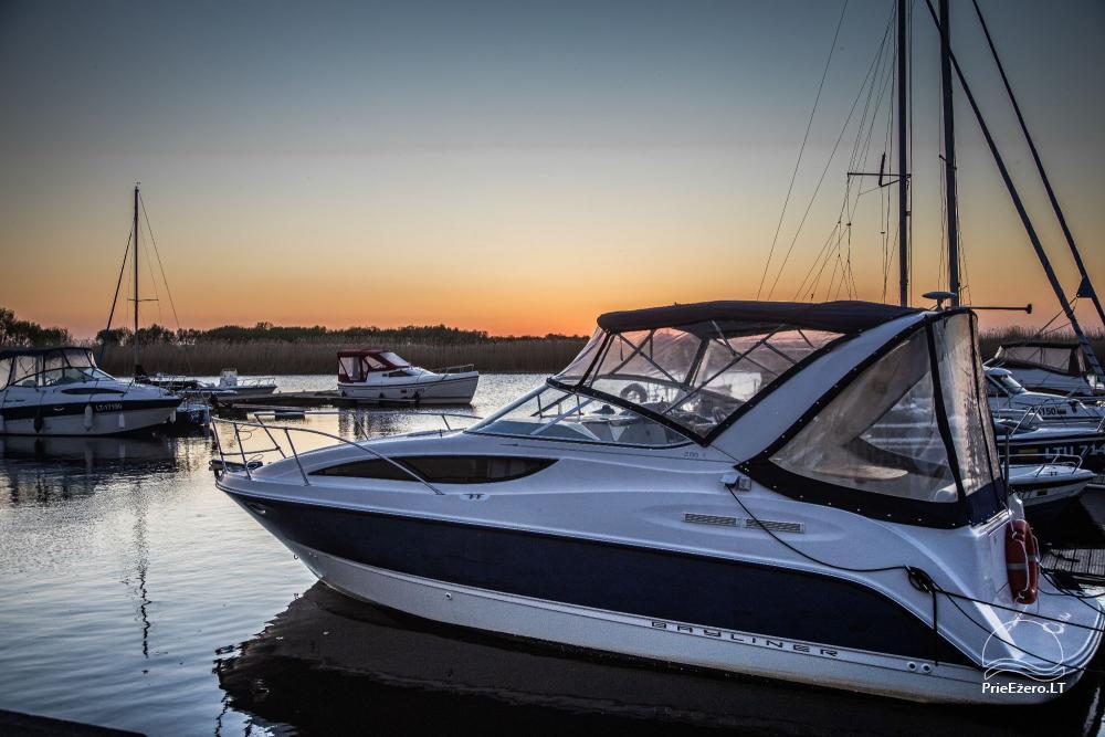 Boatcation - nakvok laive su patogumais - 5