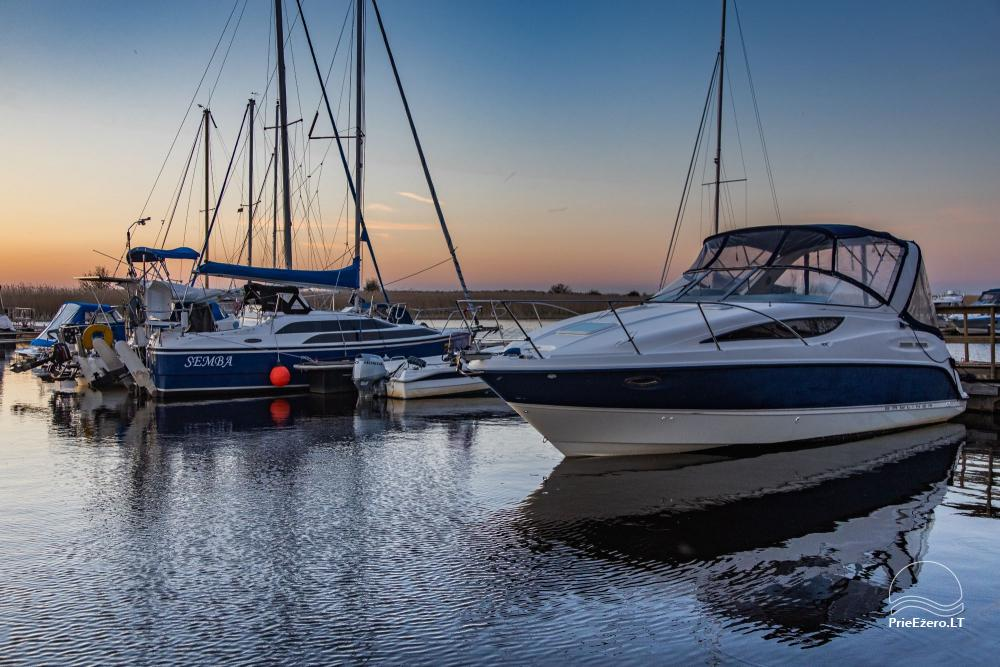 Boatcation - nakvok laive su patogumais - 1