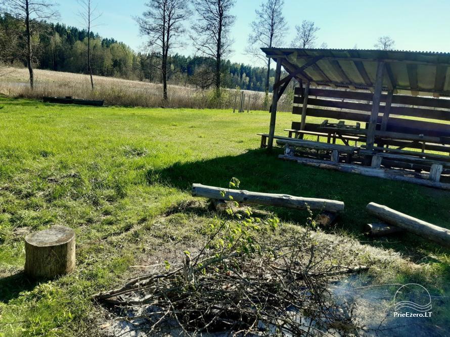 Namelis stovyklavietėje prie Kiaunos - 3