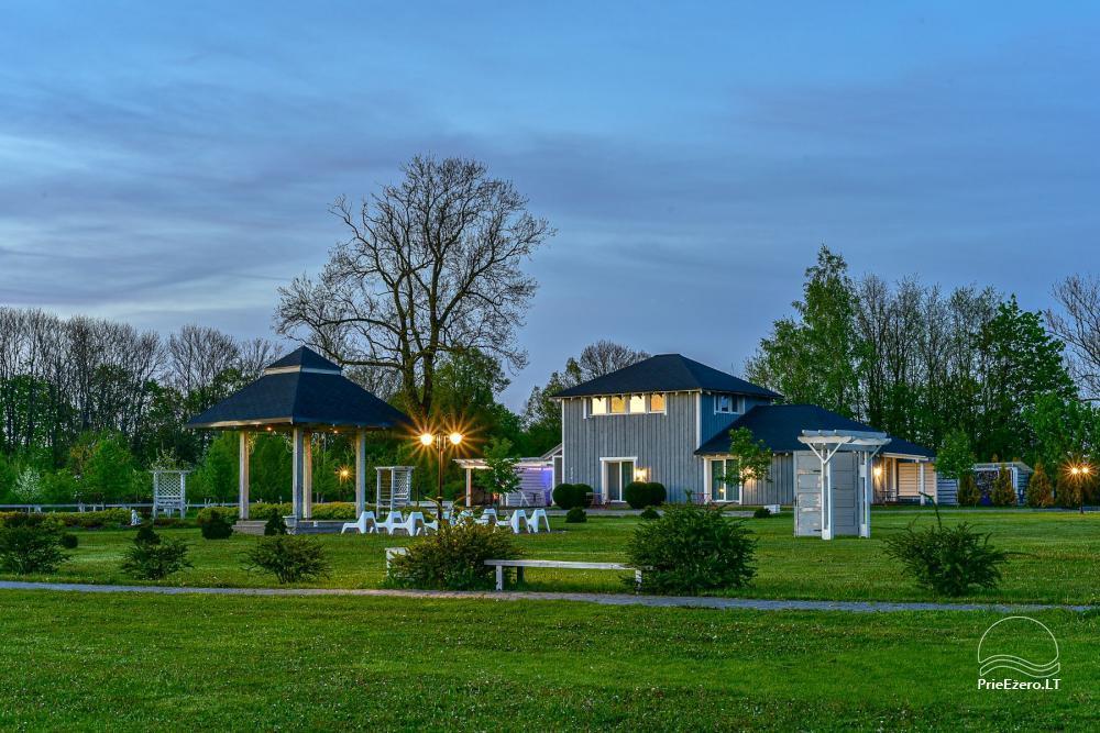 """Romantiškas poilsis – Namelis ir apartamentai – Vila """"9Vėjai"""" - 4"""