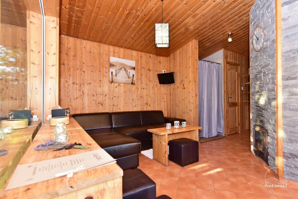 """Romantiškas poilsis – Namelis ir apartamentai – Vila """"9Vėjai"""" - 22"""
