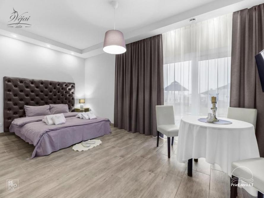 """Romantiškas poilsis – Namelis ir apartamentai – Vila """"9Vėjai"""" - 11"""