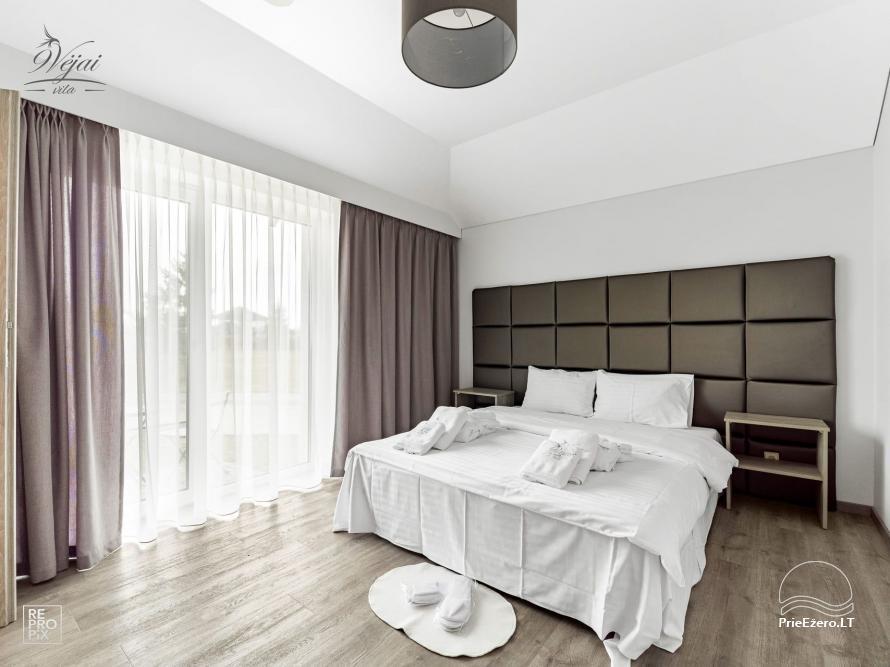 """Romantiškas poilsis – Namelis ir apartamentai – Vila """"9Vėjai"""" - 10"""