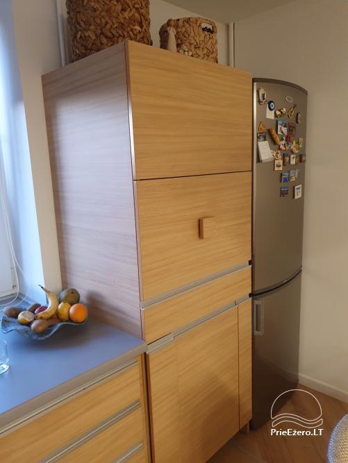73 kv. metrų apartamentai: du miegamieji ir svetainė su virtuve - 5