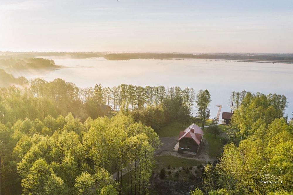 Sodyba Voverė Molėtų rajone, prie ežero Galuonai - 68