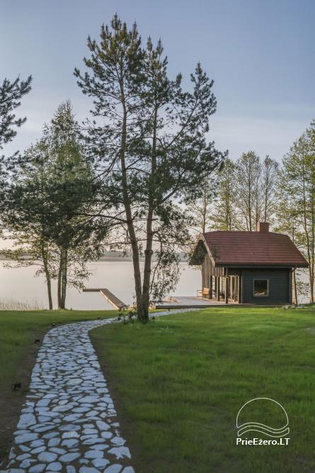 Sodyba Voverė Molėtų rajone, prie ežero Galuonai - 66