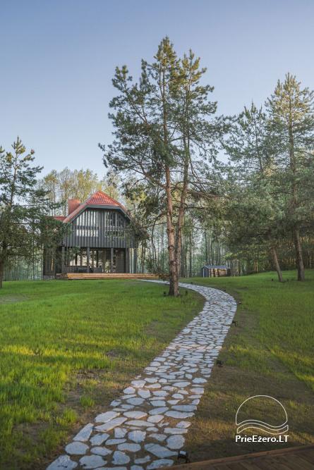 Sodyba Voverė Molėtų rajone, prie ežero Galuonai - 65
