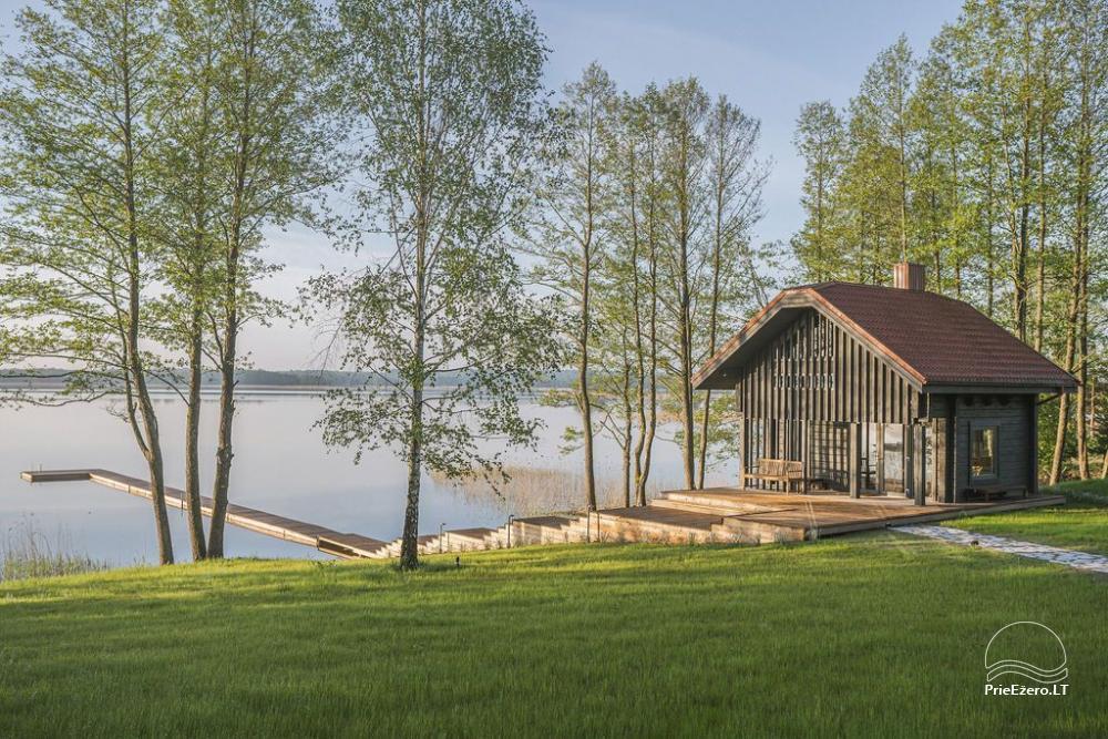 Sodyba Voverė Molėtų rajone, prie ežero Galuonai - 4
