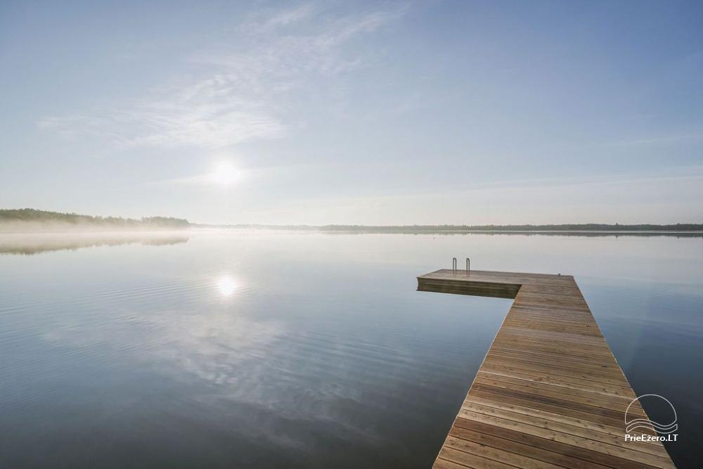 Sodyba Voverė Molėtų rajone, prie ežero Galuonai - 45