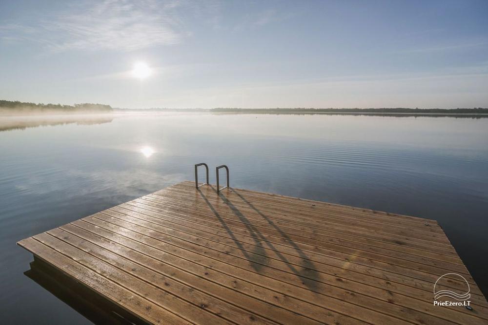 Sodyba Voverė Molėtų rajone, prie ežero Galuonai - 6
