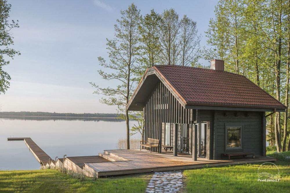 Sodyba Voverė Molėtų rajone, prie ežero Galuonai - 1