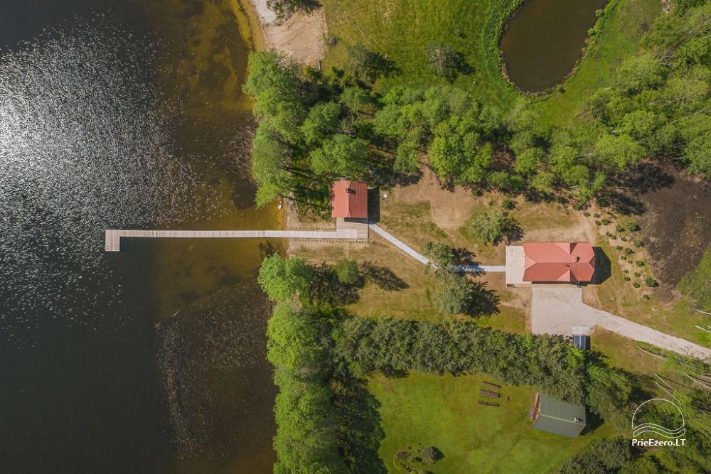 Sodyba Voverė Molėtų rajone, prie ežero Galuonai - 5