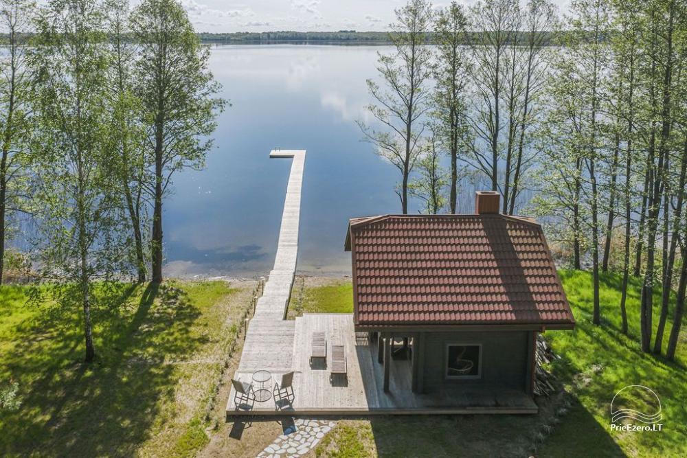 Sodyba Voverė Molėtų rajone, prie ežero Galuonai - 2