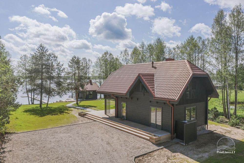 Sodyba Voverė Molėtų rajone, prie ežero Galuonai - 64