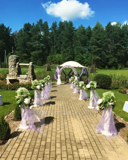 Prabangi Vila Santa Barbara - ideali vieta vestuvėms! - 5