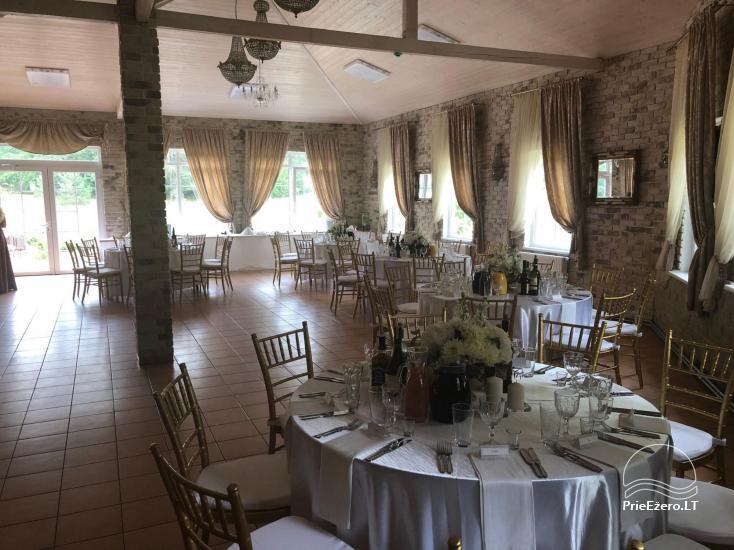 Prabangi Vila Santa Barbara - ideali vieta vestuvėms! - 6