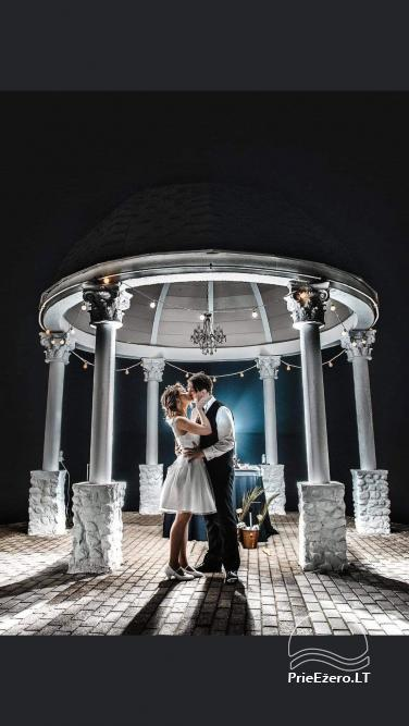 Prabangi Vila Santa Barbara - ideali vieta vestuvėms! - 2