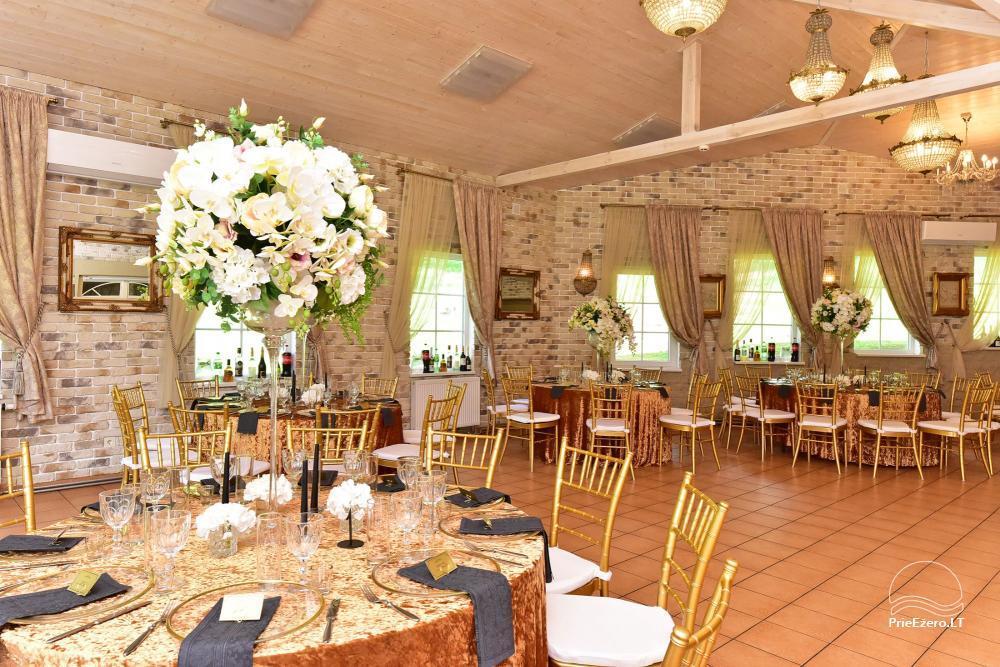 Prabangi Vila Santa Barbara - ideali vieta vestuvėms! - 12
