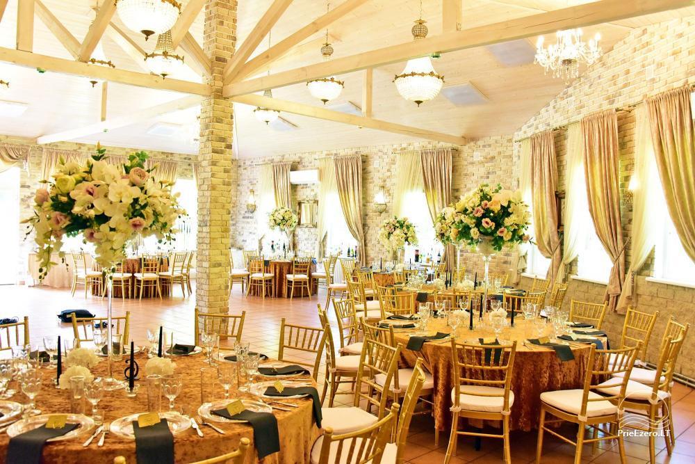 Prabangi Vila Santa Barbara - ideali vieta vestuvėms! - 13