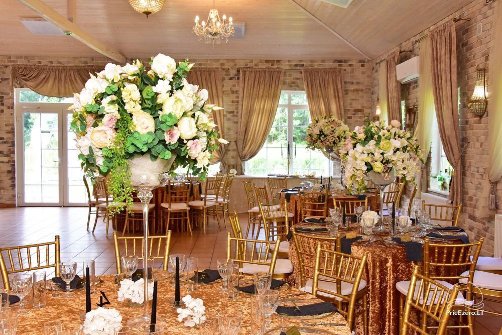 Prabangi Vila Santa Barbara - ideali vieta vestuvėms! - 14