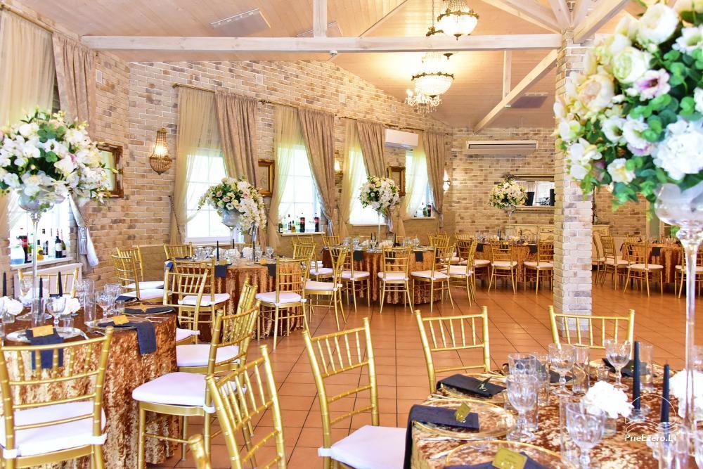 Prabangi Vila Santa Barbara - ideali vieta vestuvėms! - 15