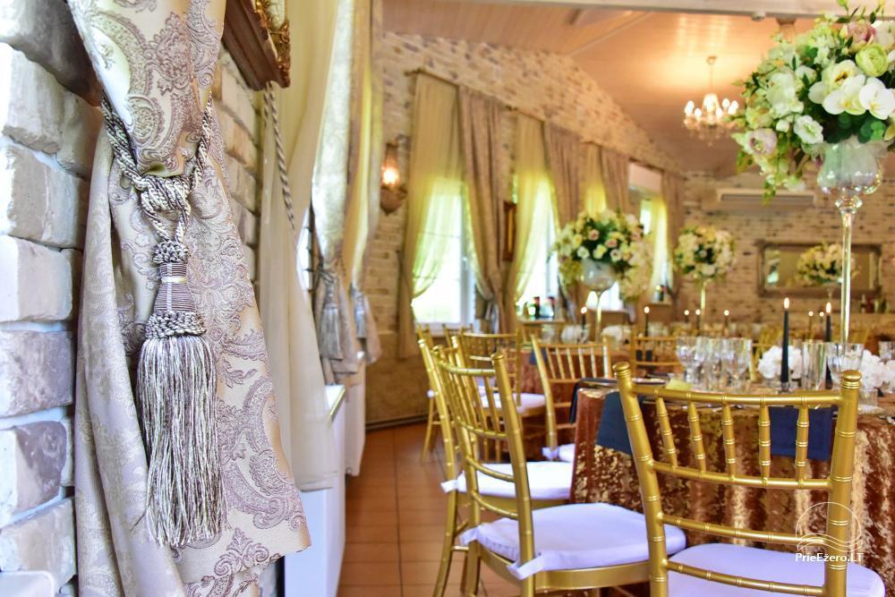 Prabangi Vila Santa Barbara - ideali vieta vestuvėms! - 16
