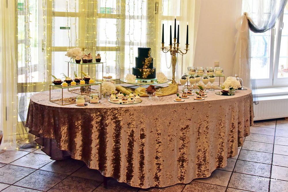 Prabangi Vila Santa Barbara - ideali vieta vestuvėms! - 23