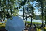 Kupolas Alytaus rajone prie Didžiulio ežero
