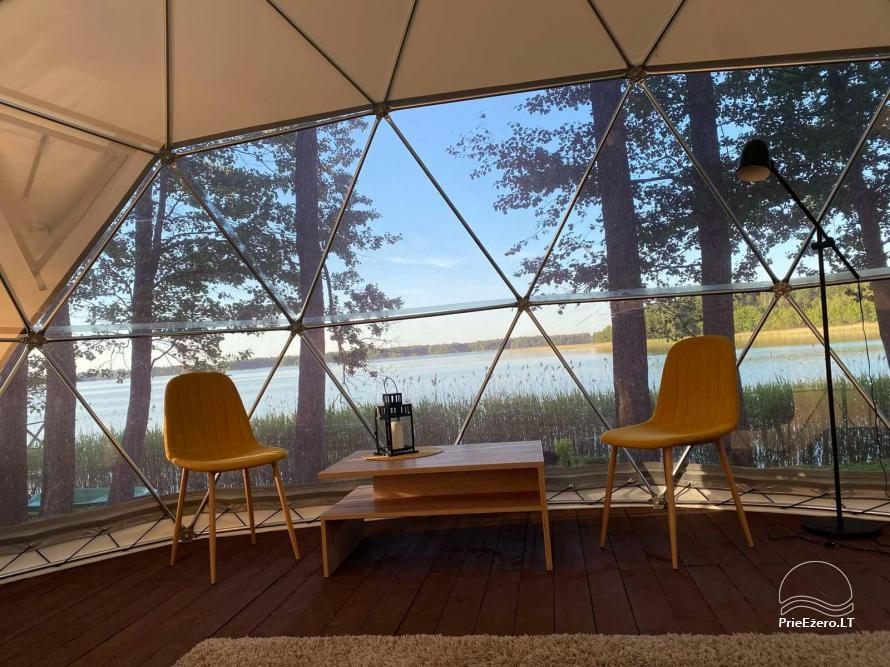 Kupolas Alytaus rajone prie Didžiulio ežero - 9