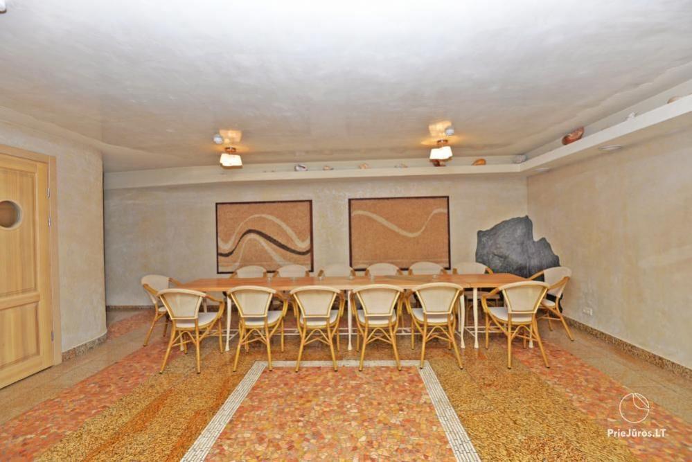 Audrės namai Mazūriškėse. Apgyvendinimas, pirtis, kubilas, baseinas - 4