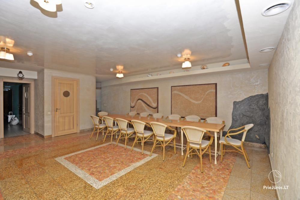 Audrės namai Mazūriškėse. Apgyvendinimas, pirtis, kubilas, baseinas - 7