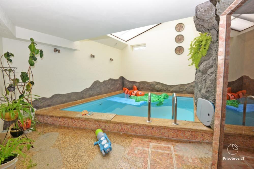Audrės namai Mazūriškėse. Apgyvendinimas, pirtis, kubilas, baseinas - 9