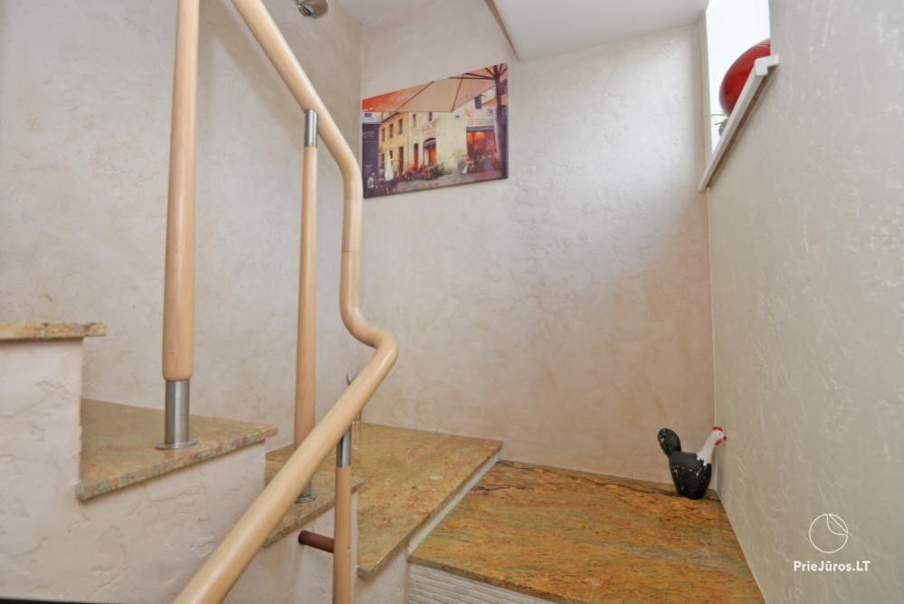 Audrės namai Mazūriškėse. Apgyvendinimas, pirtis, kubilas, baseinas - 16