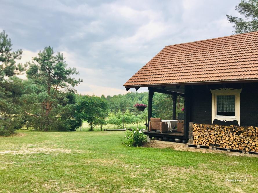 """Namelis sodyboje Varėnos rajone Rudnios kaime """"Nykštukas"""" - 2"""