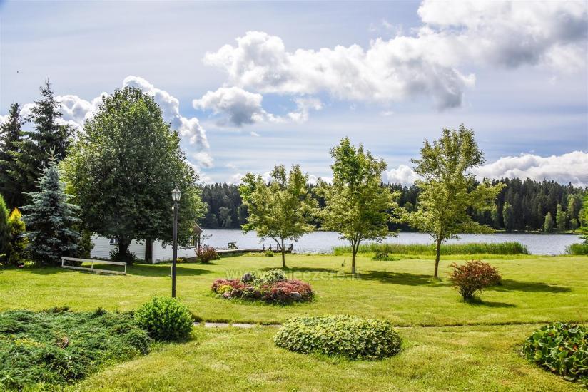 Šovų sodyba ant ežero kranto Trakų rajone - 1