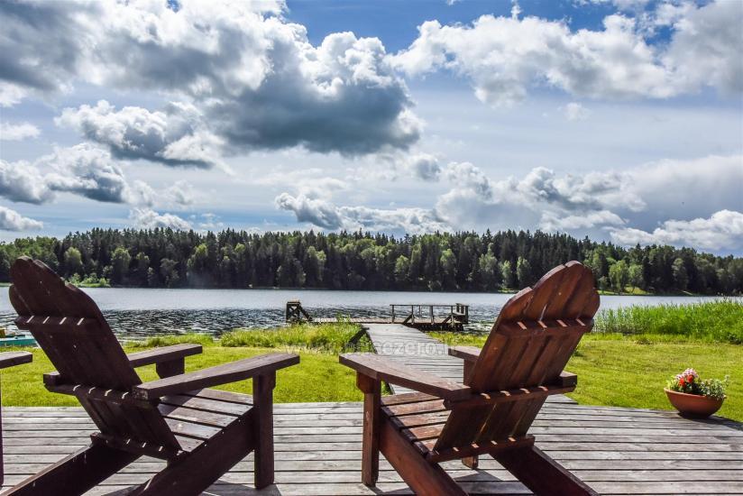 Šovų sodyba ant ežero kranto Trakų rajone - 6