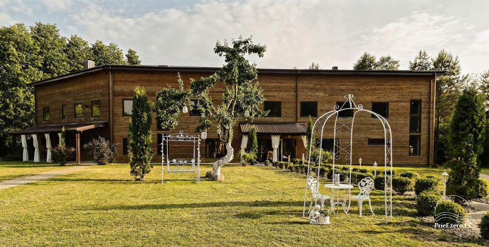 Vila Forest Resort  - Ramybės oazė išskirtinėms šventėms, vakarėliams, renginiams - 2