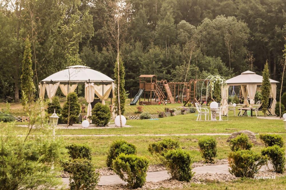 Vila Forest Resort  - Ramybės oazė išskirtinėms šventėms, vakarėliams, renginiams - 3