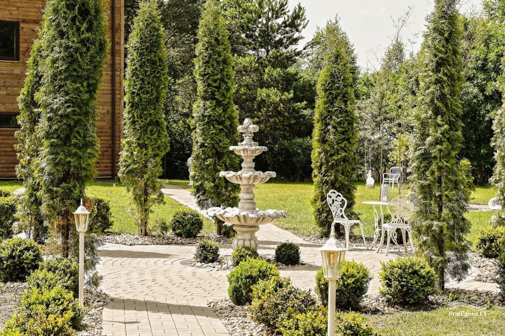 Vila Forest Resort  - Ramybės oazė išskirtinėms šventėms, vakarėliams, renginiams - 4