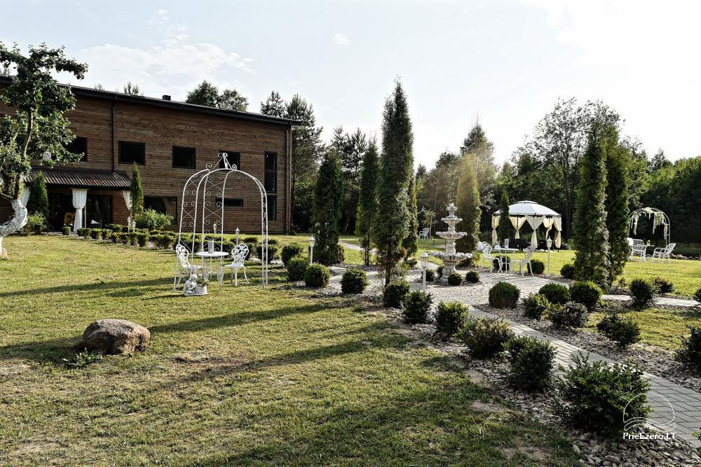 Vila Forest Resort  - Ramybės oazė išskirtinėms šventėms, vakarėliams, renginiams - 8