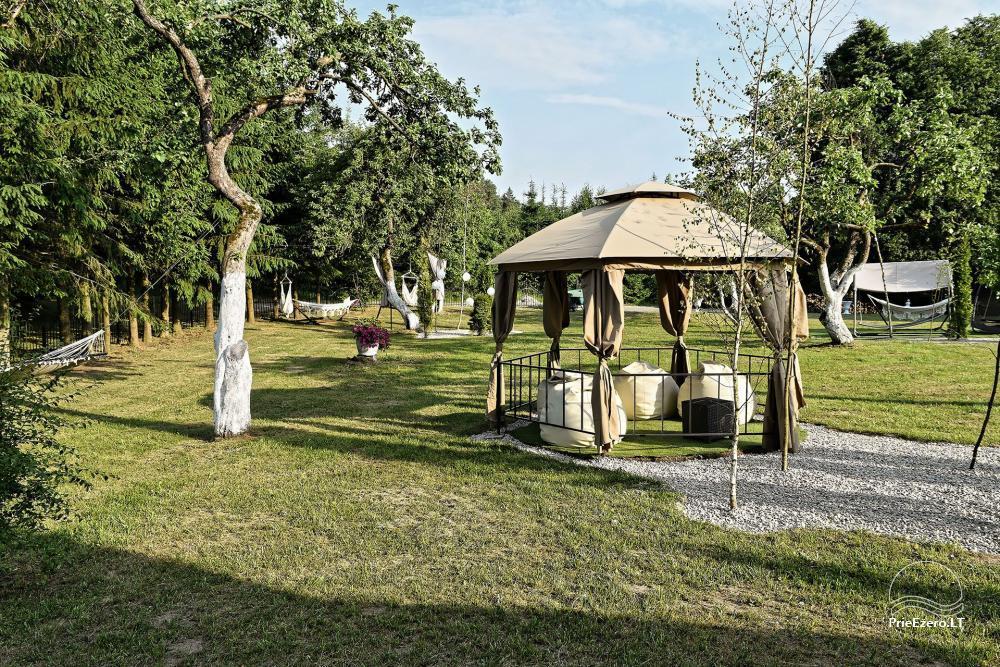 Vila Forest Resort  - Ramybės oazė išskirtinėms šventėms, vakarėliams, renginiams - 9