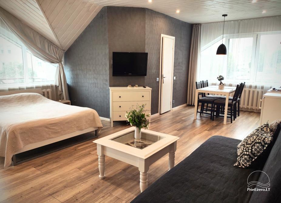 Moderni vila su pirtimi Family House Druskininkai - 11