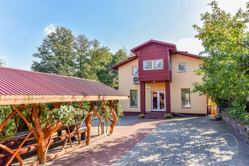"Sodyba ""MILDUPIS"" Dzūkijoje – 100 m² salė, pirtis, nakvynė - 4"