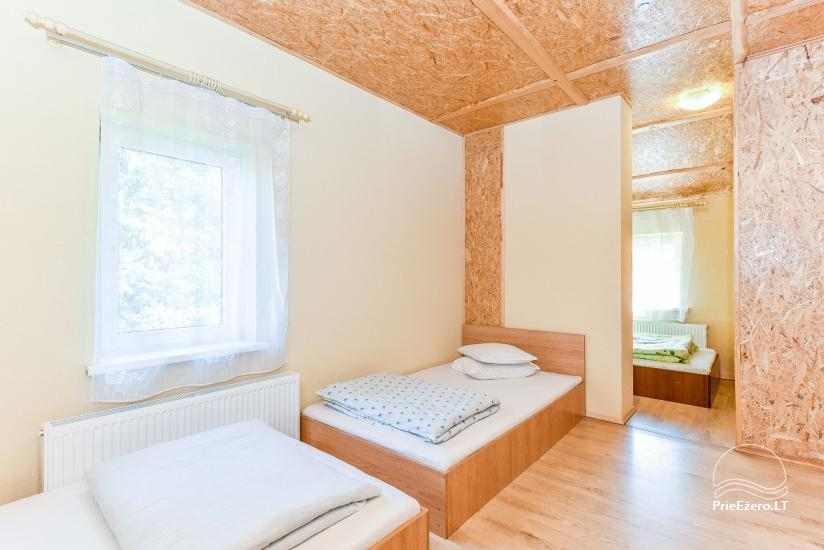 "Sodyba ""MILDUPIS"" Dzūkijoje – 100 m² salė, pirtis, nakvynė - 45"