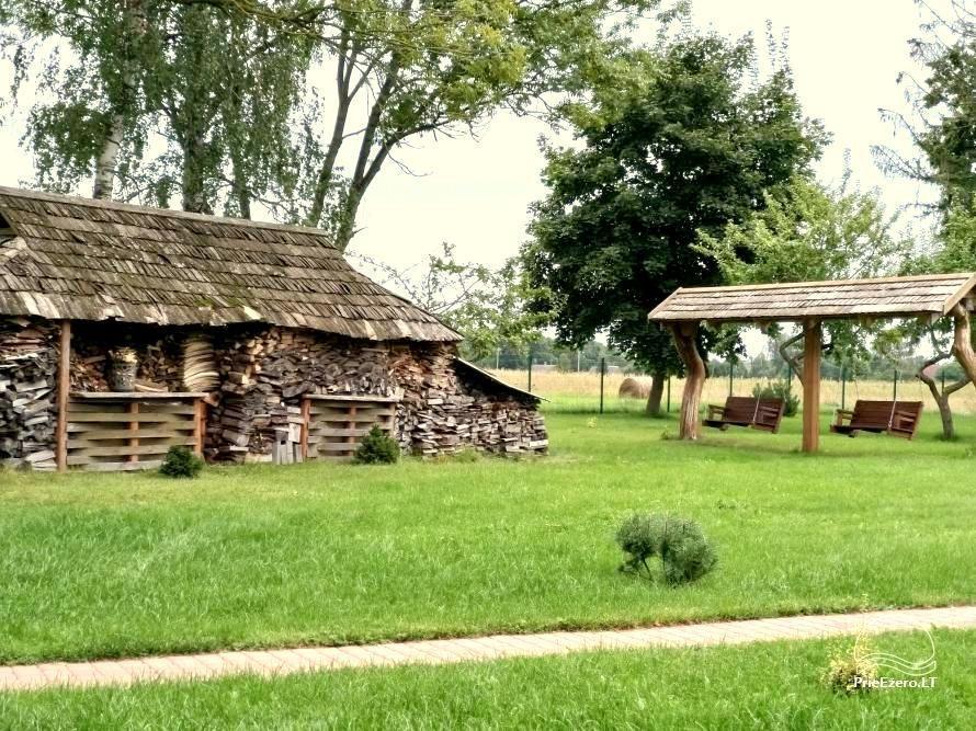 Kaimo turizmo sodyba - vienkiemis Lazdijų rajone - 14