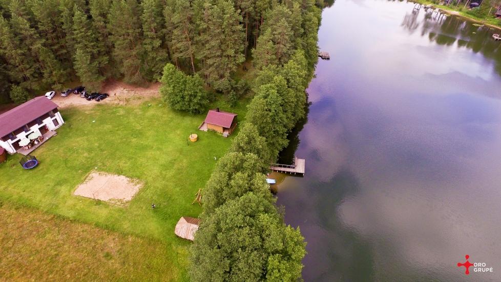 """Poilsis ir šventės Druskininkuose """"Jūratės sodyba"""" ant ežero kranto - 5"""