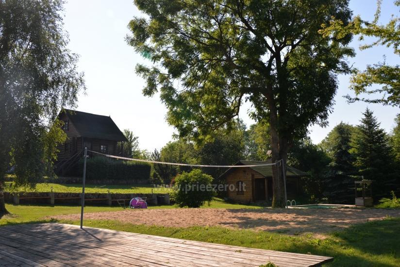 Sauliaus Čepononio sodyba Lazdijų rajone prie Dusios ežero - 12