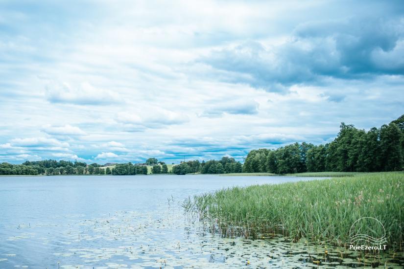 Genutės sodyba (+370 610 44650) prie Alovės ežero-vestuvės, pokylių salė, pirtis, kubilas - 46