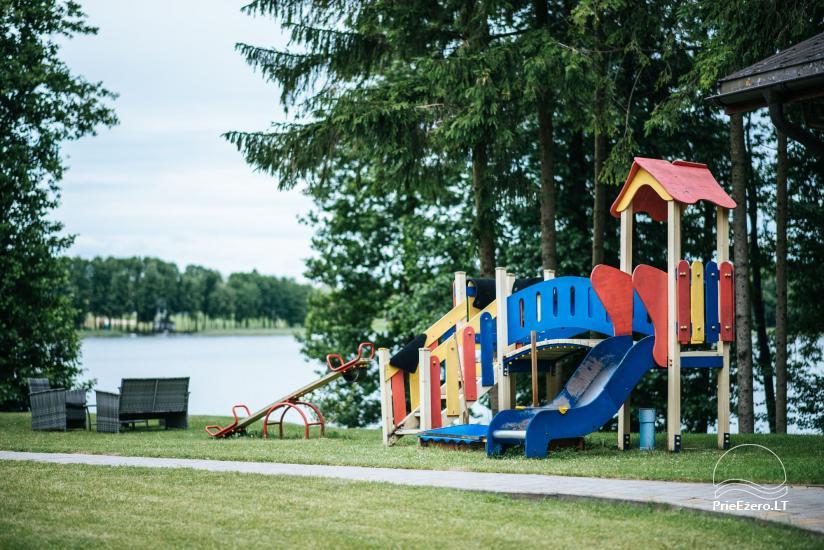 Genutės sodyba (+370 610 44650) prie Alovės ežero-vestuvės, pokylių salė, pirtis, kubilas - 21