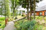 Genutės sodyba (+370 610 44650) prie Alovės ežero-vestuvės, pokylių salė, pirtis, kubilas - 11